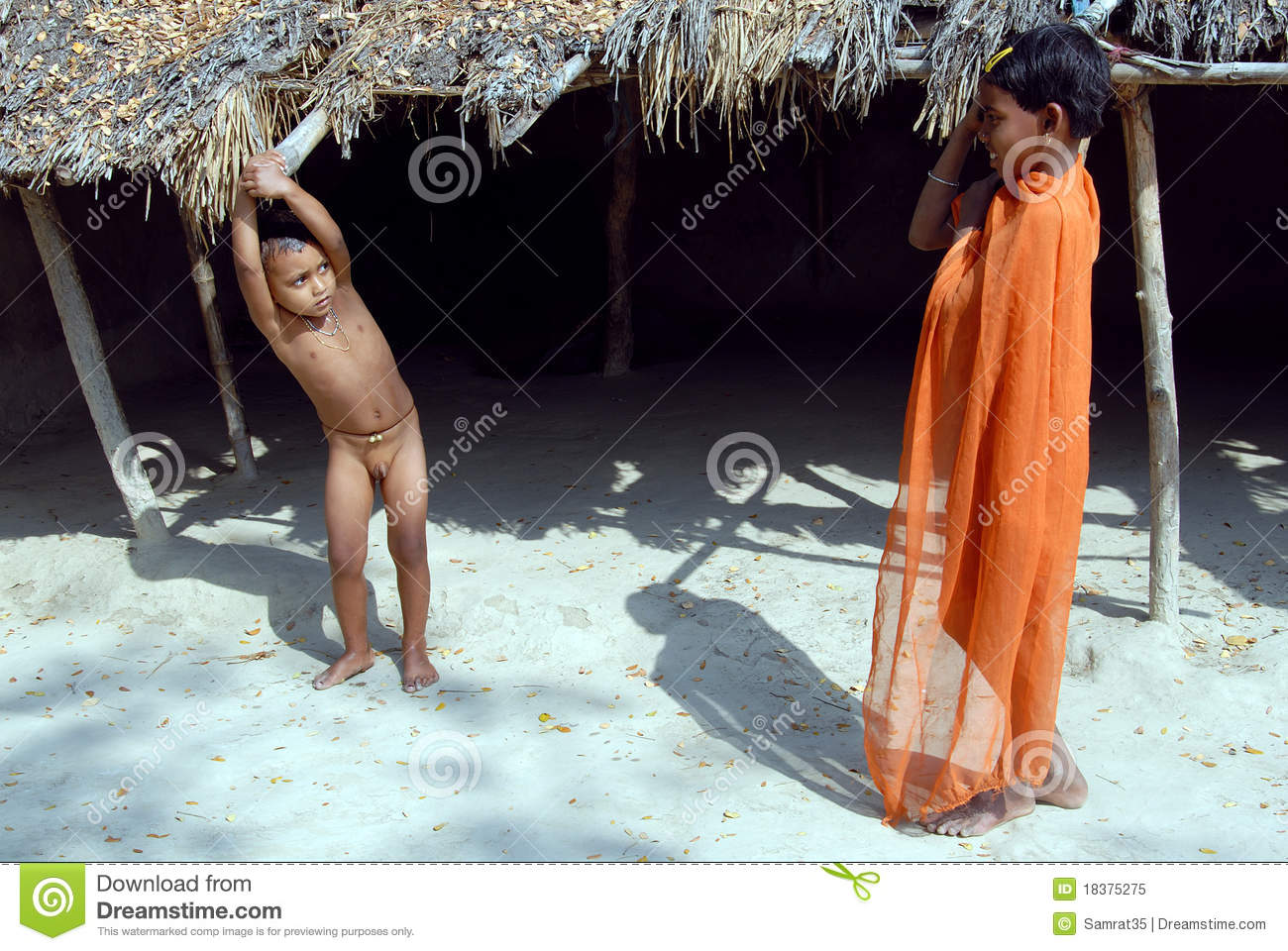 West Bengal Village Girl Naked