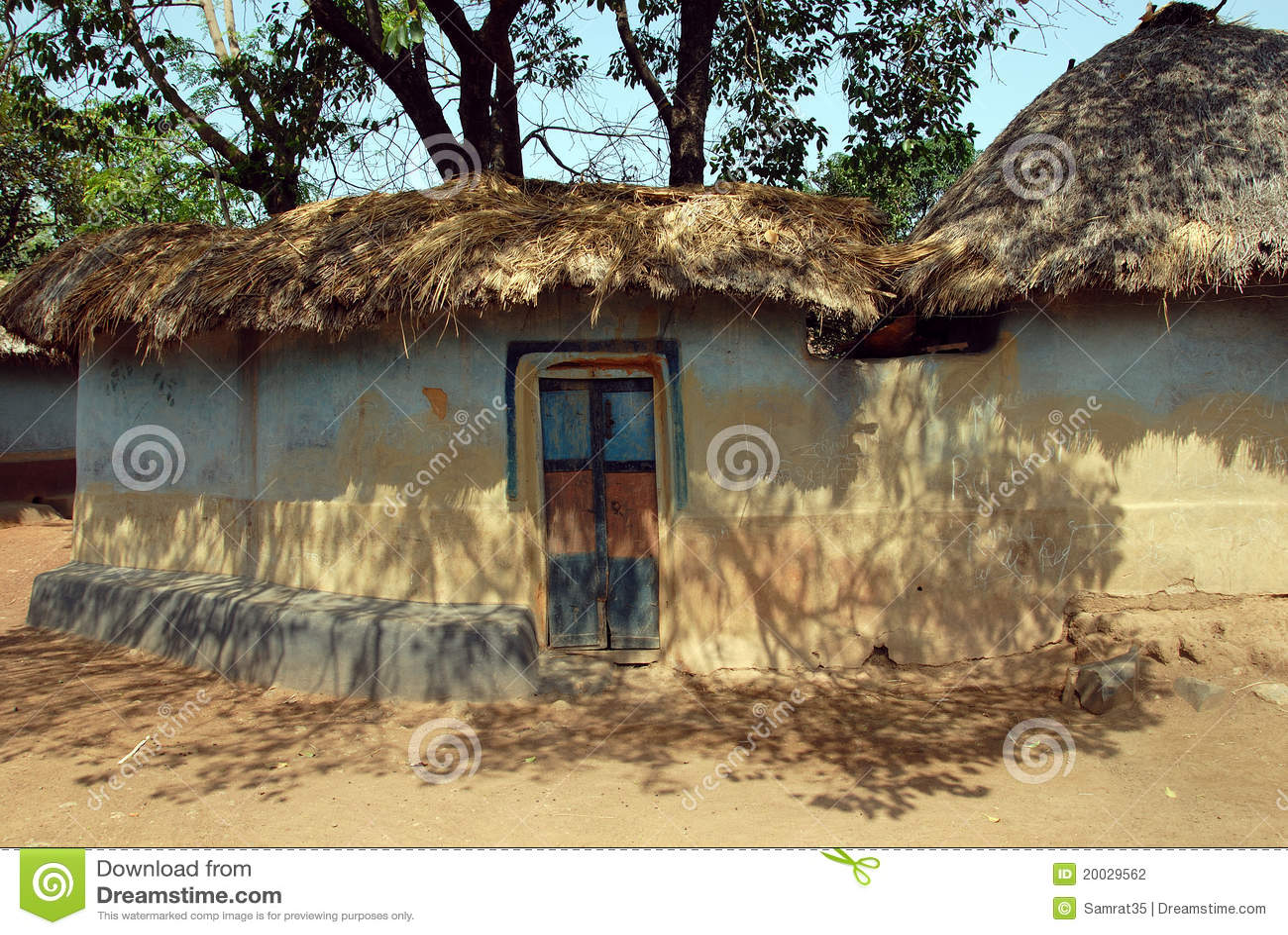 Indian Village Life June 222011 SantiniketanBirbhumWest BengalIndia