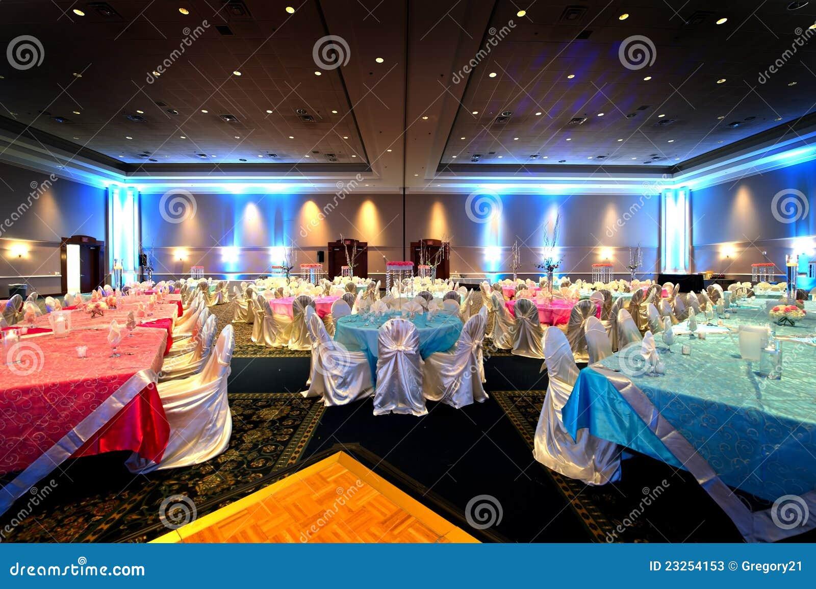 Indian Wedding Reception Stock Image Image Of Decoration 23254153