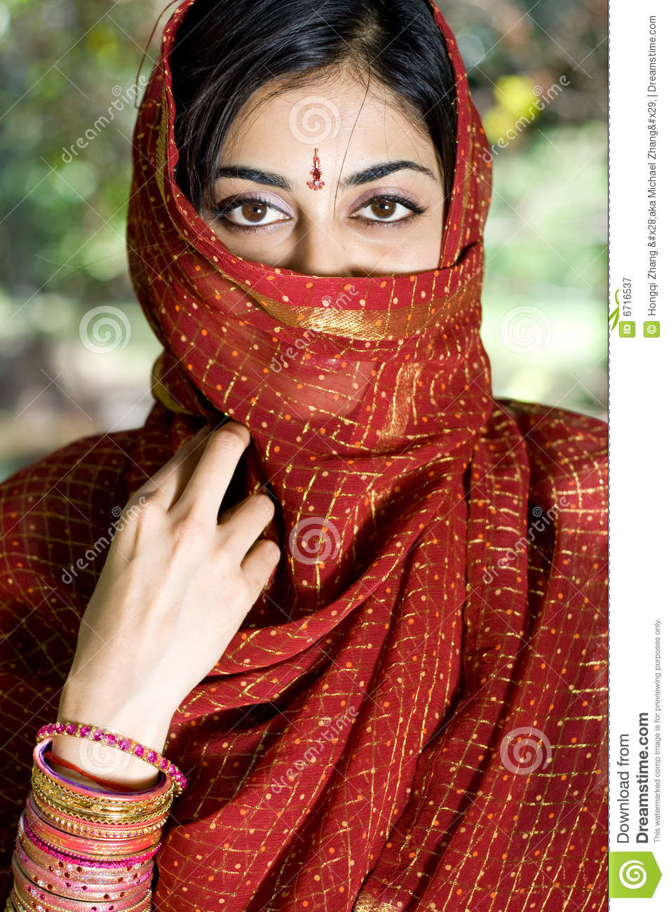 Http Www Dreamstime Com Royalty Free Stock Photography Indian Woman Image6716537