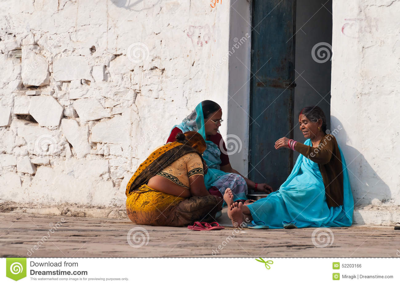 Indian women chat