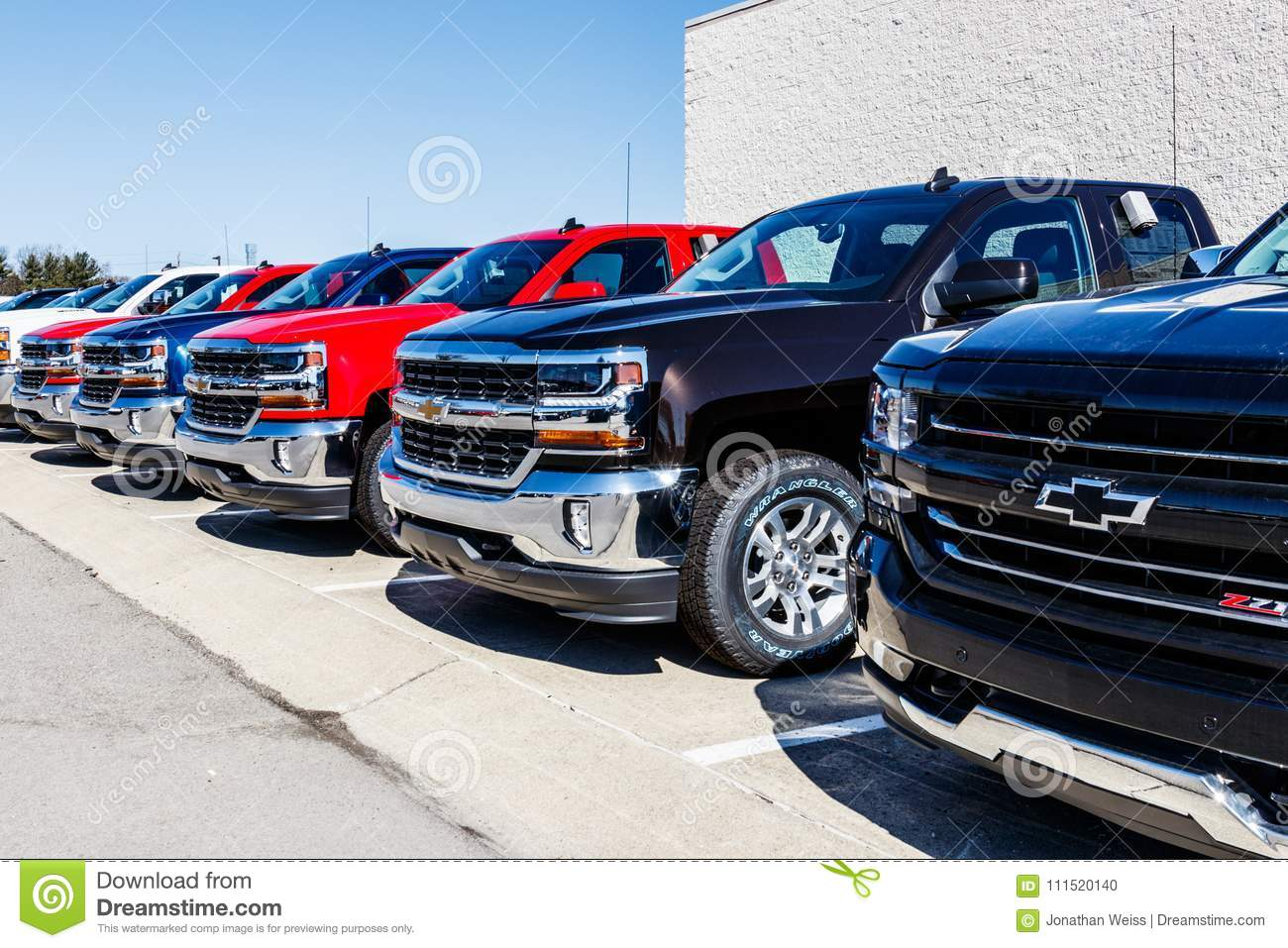 Weiss motors for Chevrolet division of general motors