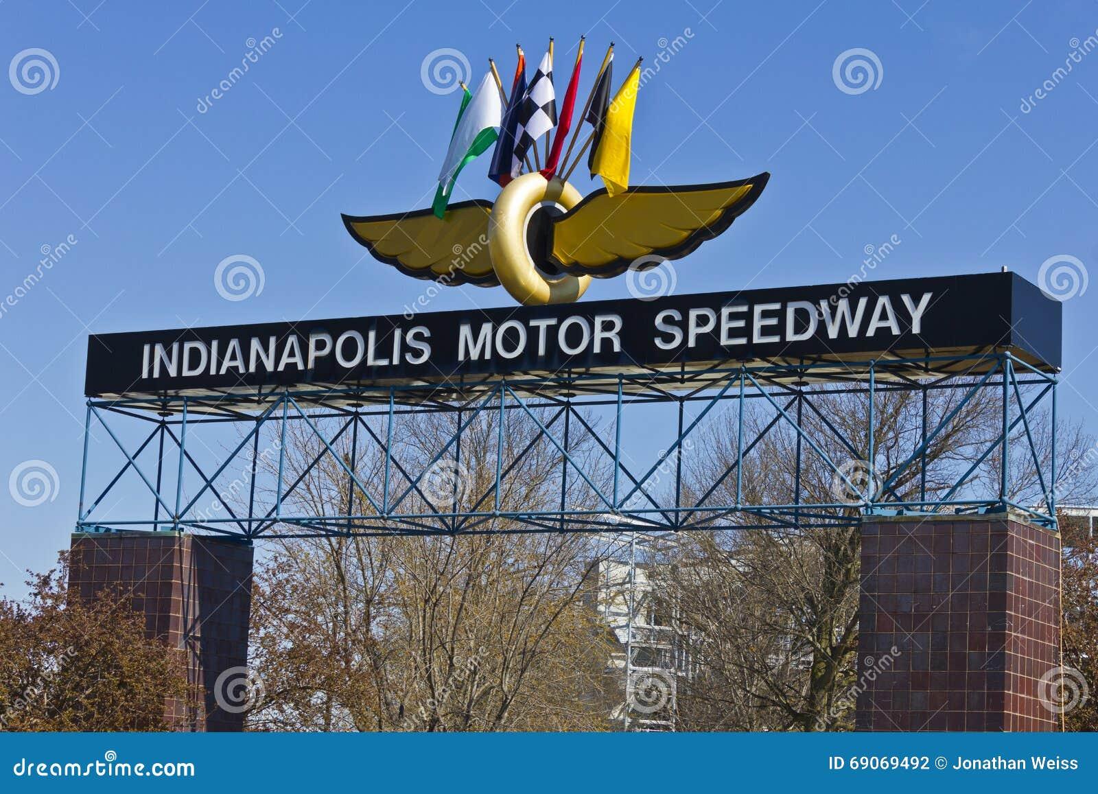Indianapolis circa may 2017 walmart retail location for Indianapolis motor speedway indianapolis in