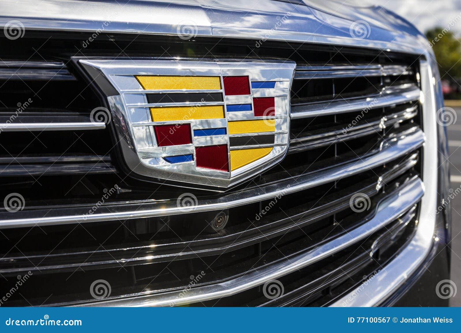 Indianapolis - Circa September 2016: Cadillac Automobile ...