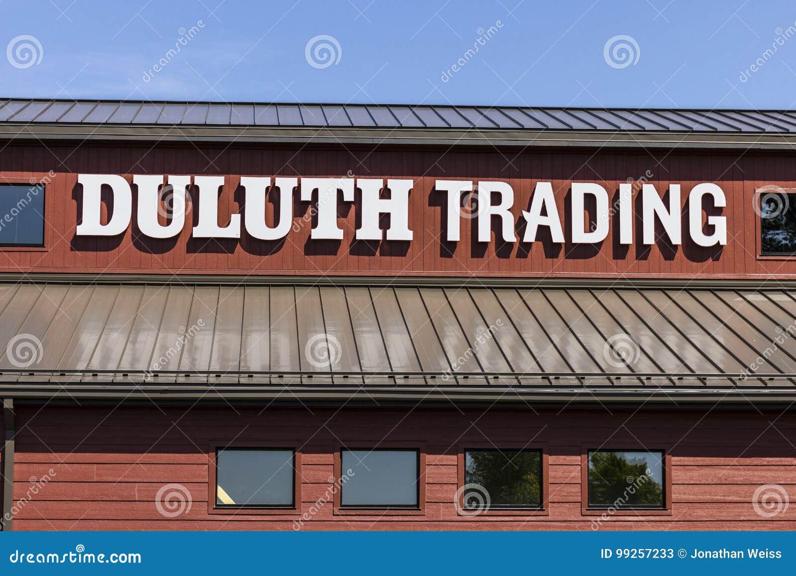 Indianapolis Circa September 2017 Duluth Trading Retail Store