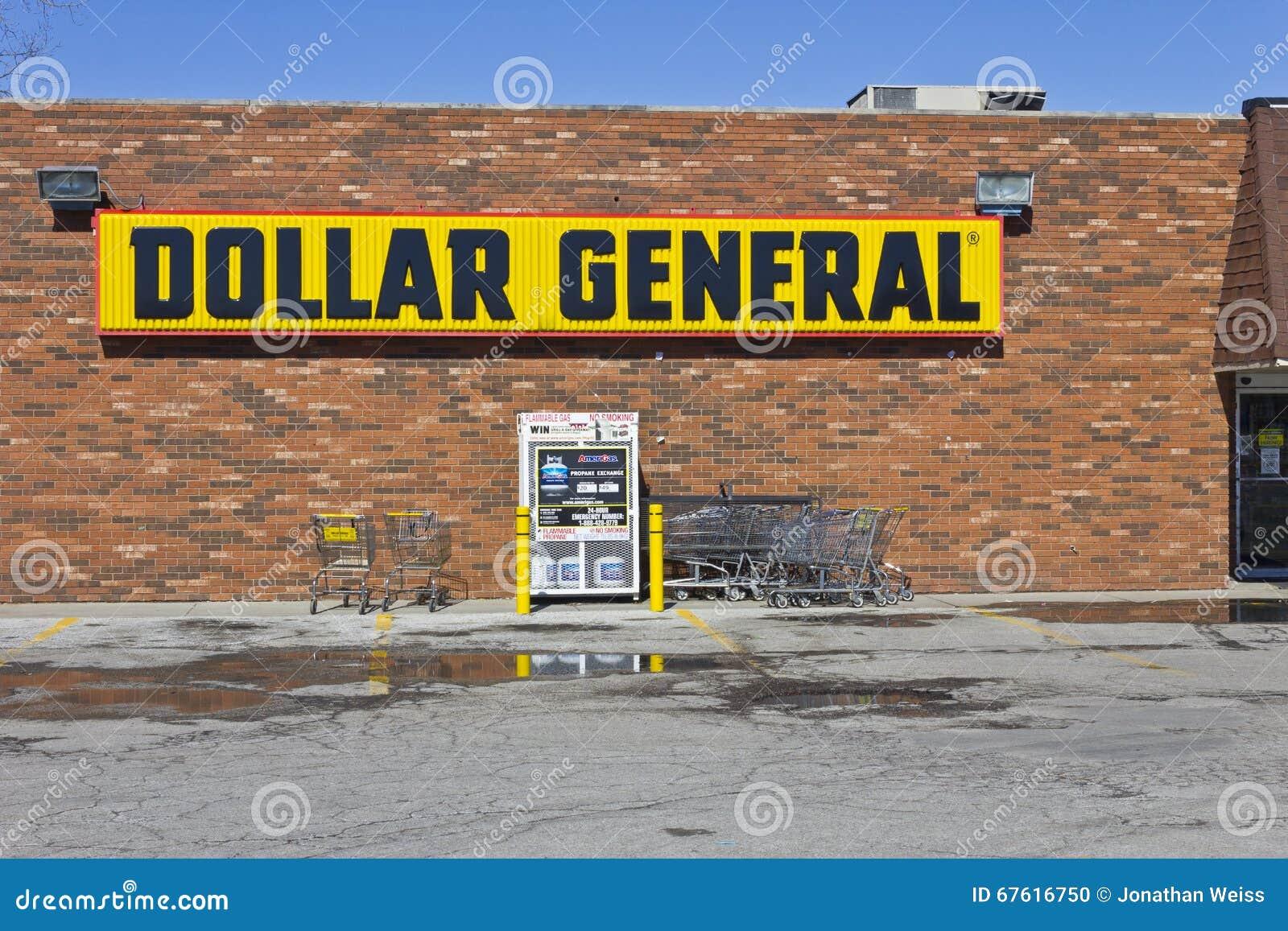 Dollar General Editorial Image Cartoondealer Com 23356454