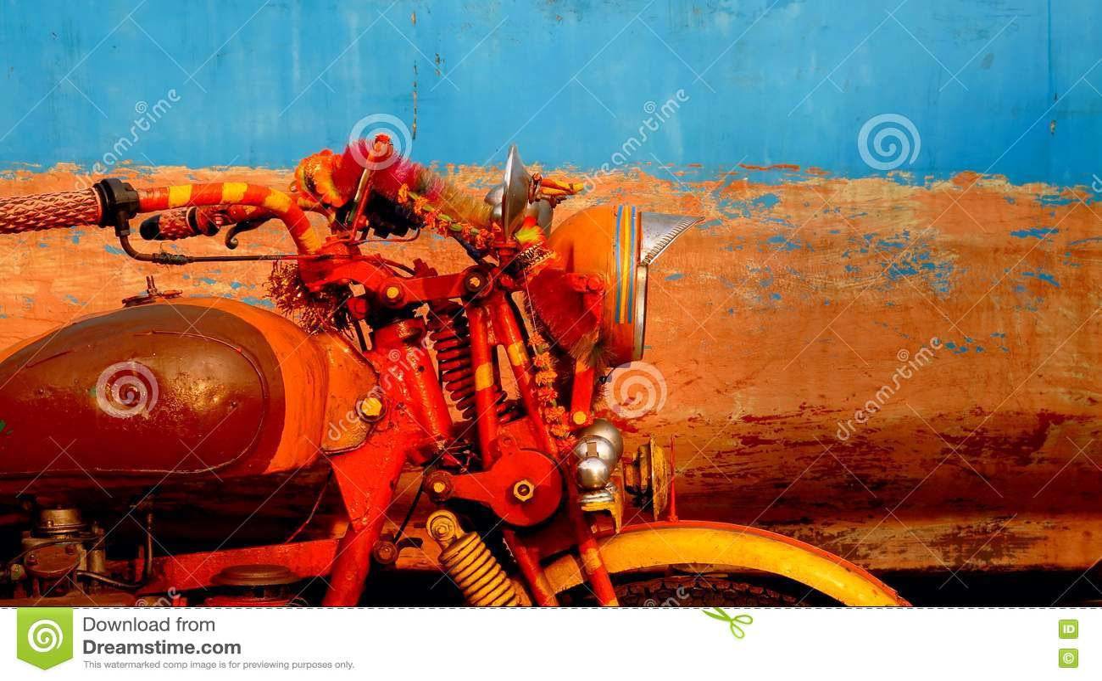 Indianina silnika styl