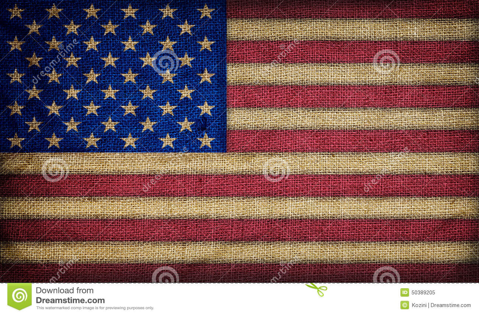 Indicador americano viejo