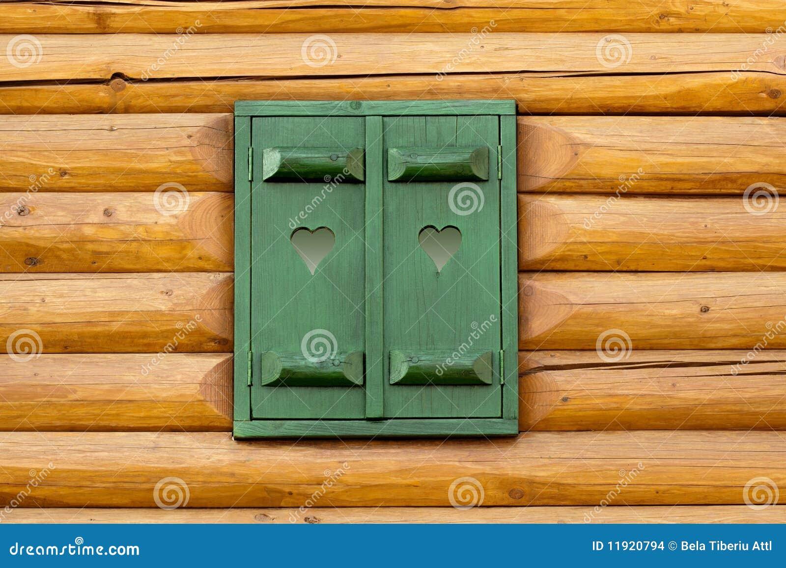 Indicador da casa verde