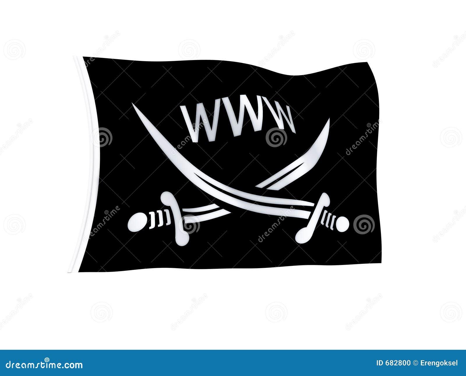 Indicador del pirata informático