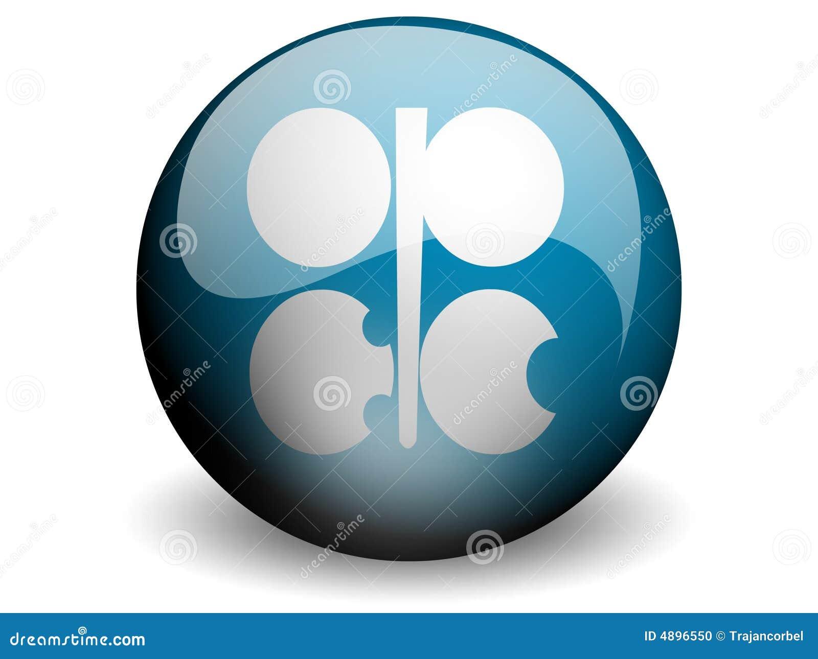 Indicador redondo de la OPEP