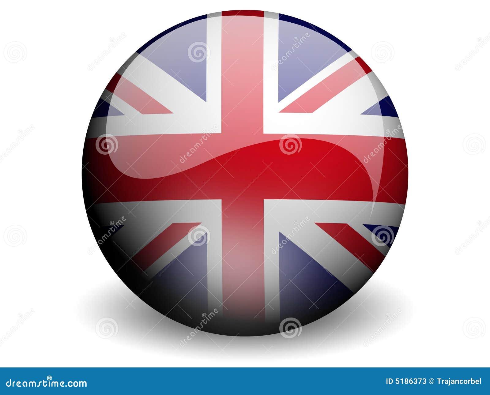 Indicador redondo de Reino Unido