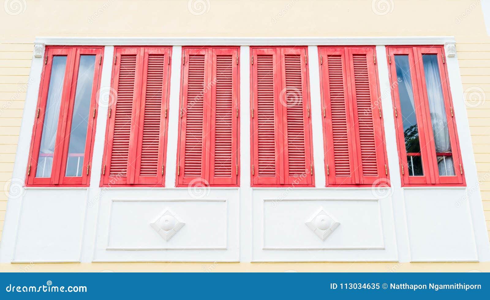Indicador vermelho do vintage