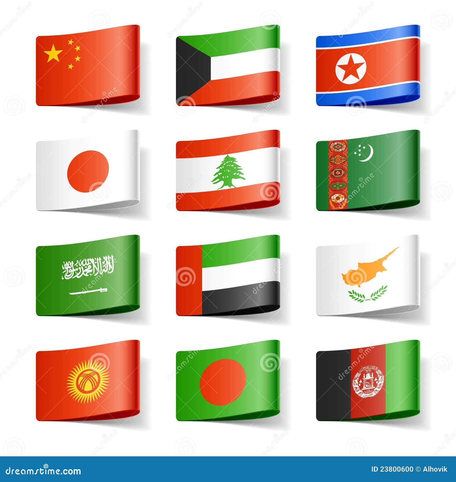 Indicadores del mundo. Asia.