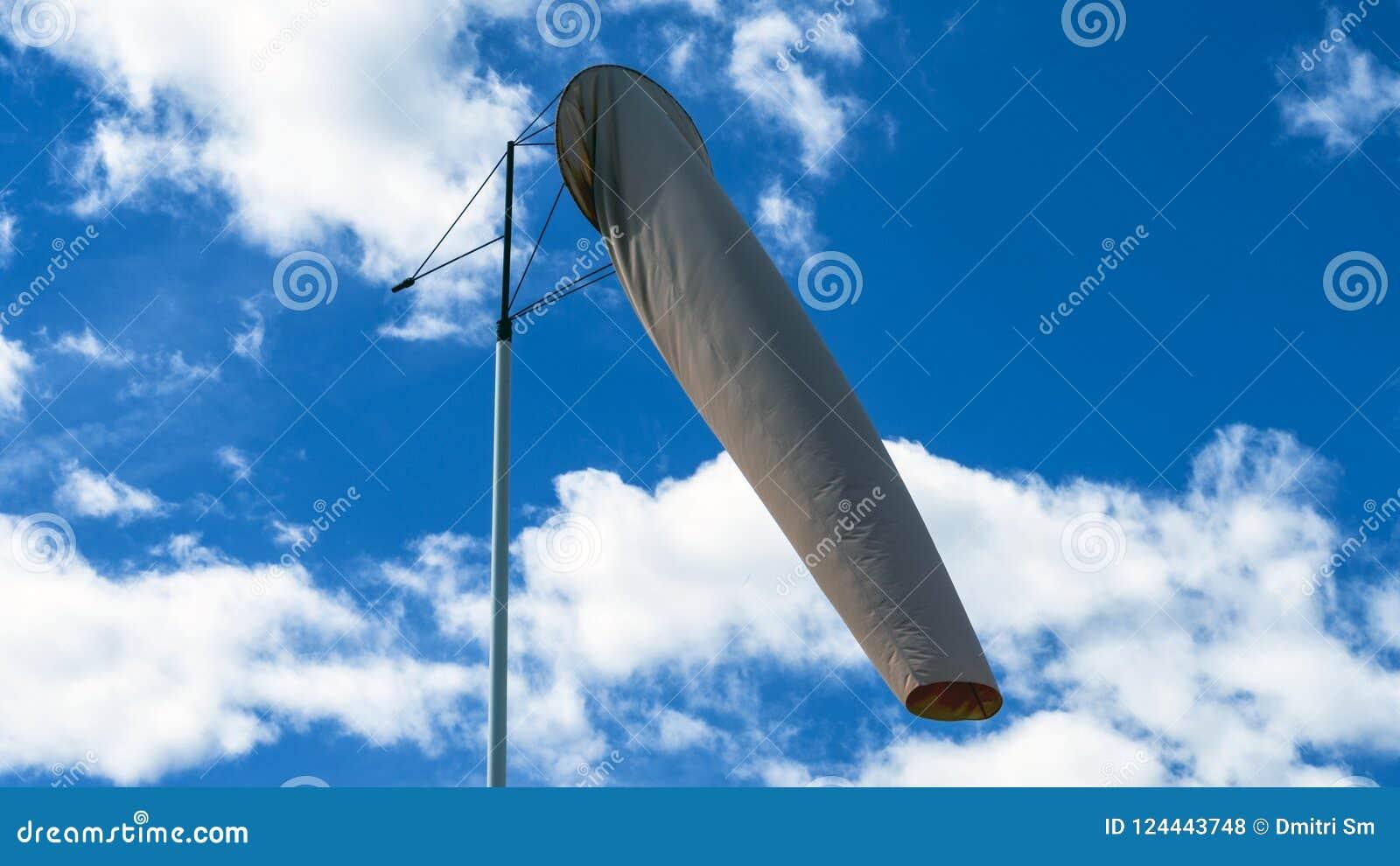 Indicateur à la direction du vent
