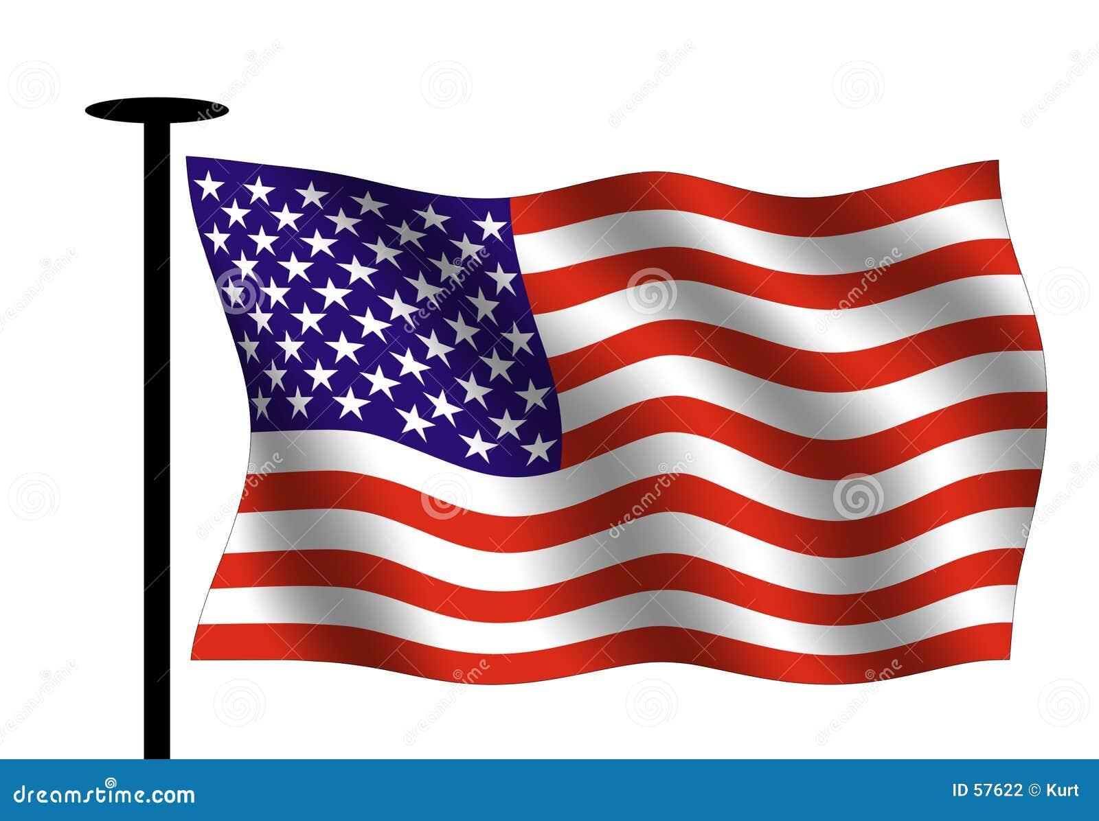Download Indicateur américain illustration stock. Illustration du jour - 57622