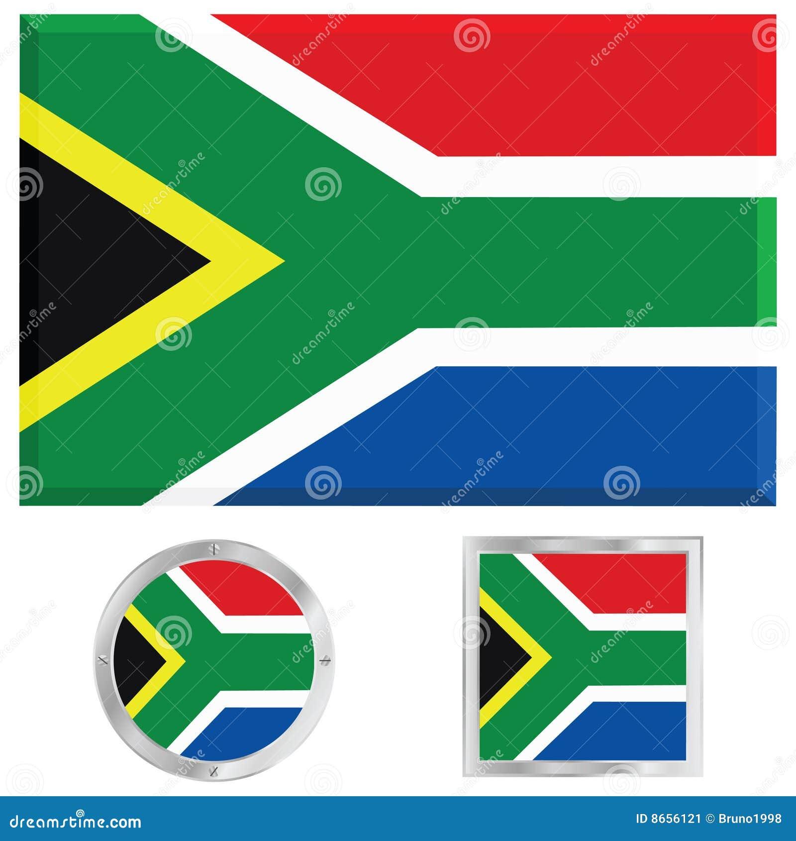 Indicateur de l Afrique du sud
