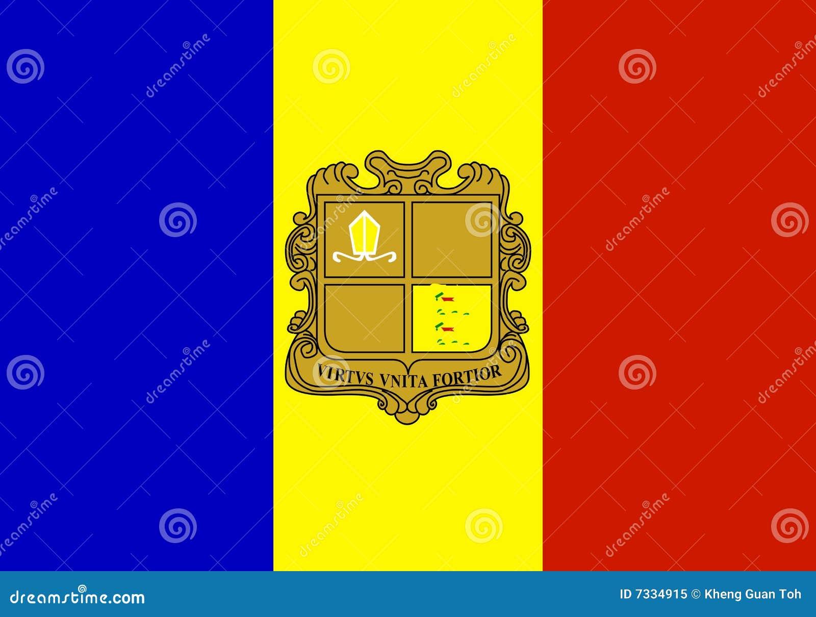 Indicateur de l Andorre