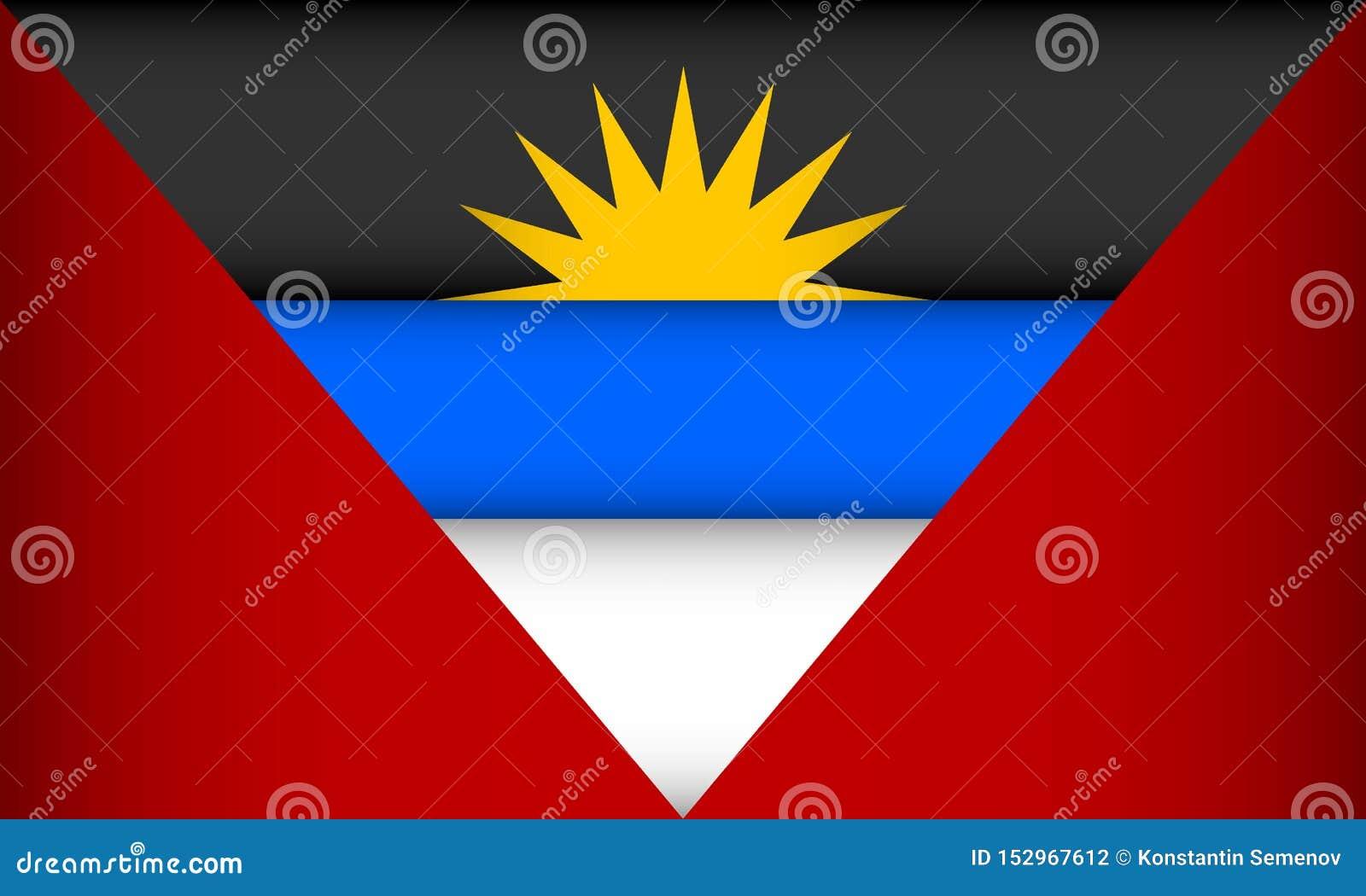 Indicateur de l Antigua et du Barbuda
