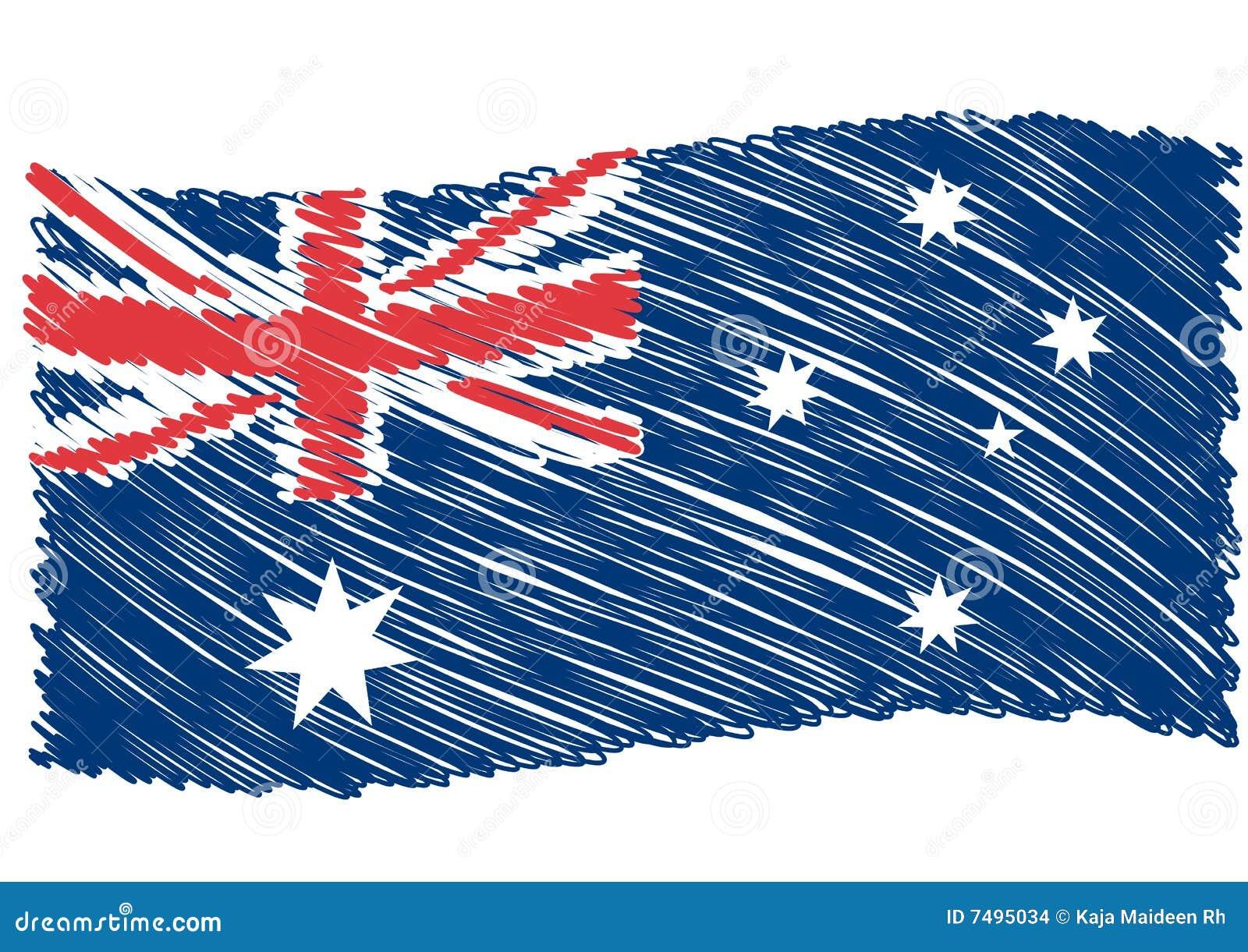 Indicateur de l australie d art