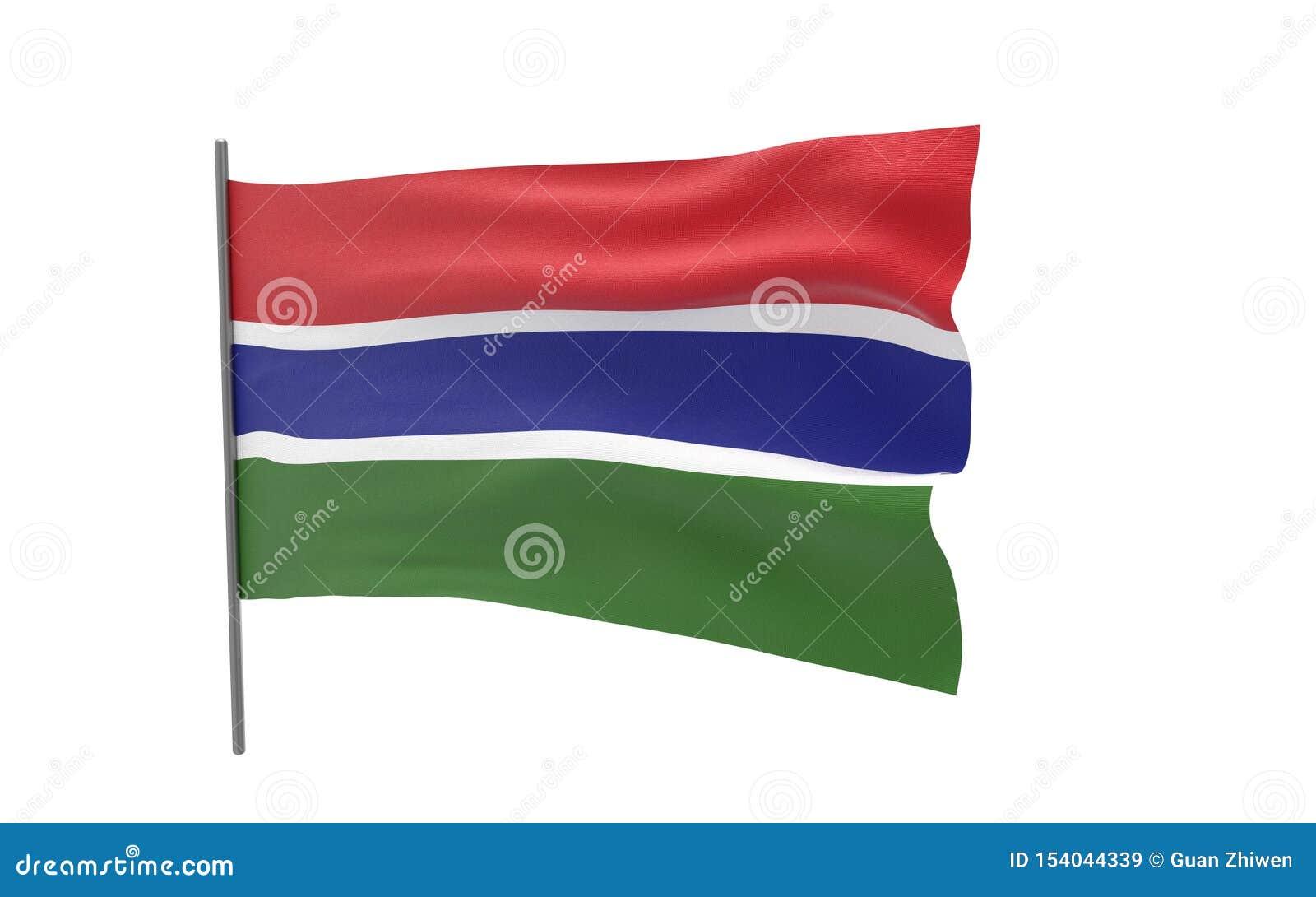 Indicateur de la Gambie