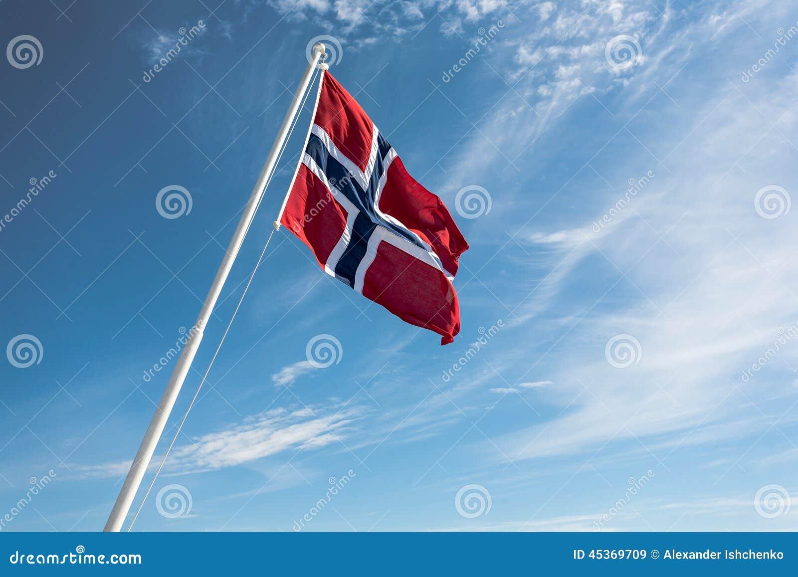 Indicateur de la Norvège