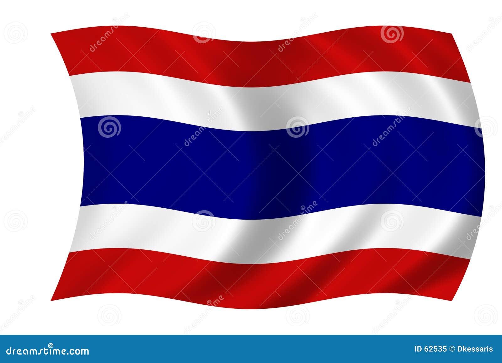Download Indicateur de la Thaïlande illustration stock. Illustration du asiatique - 62535