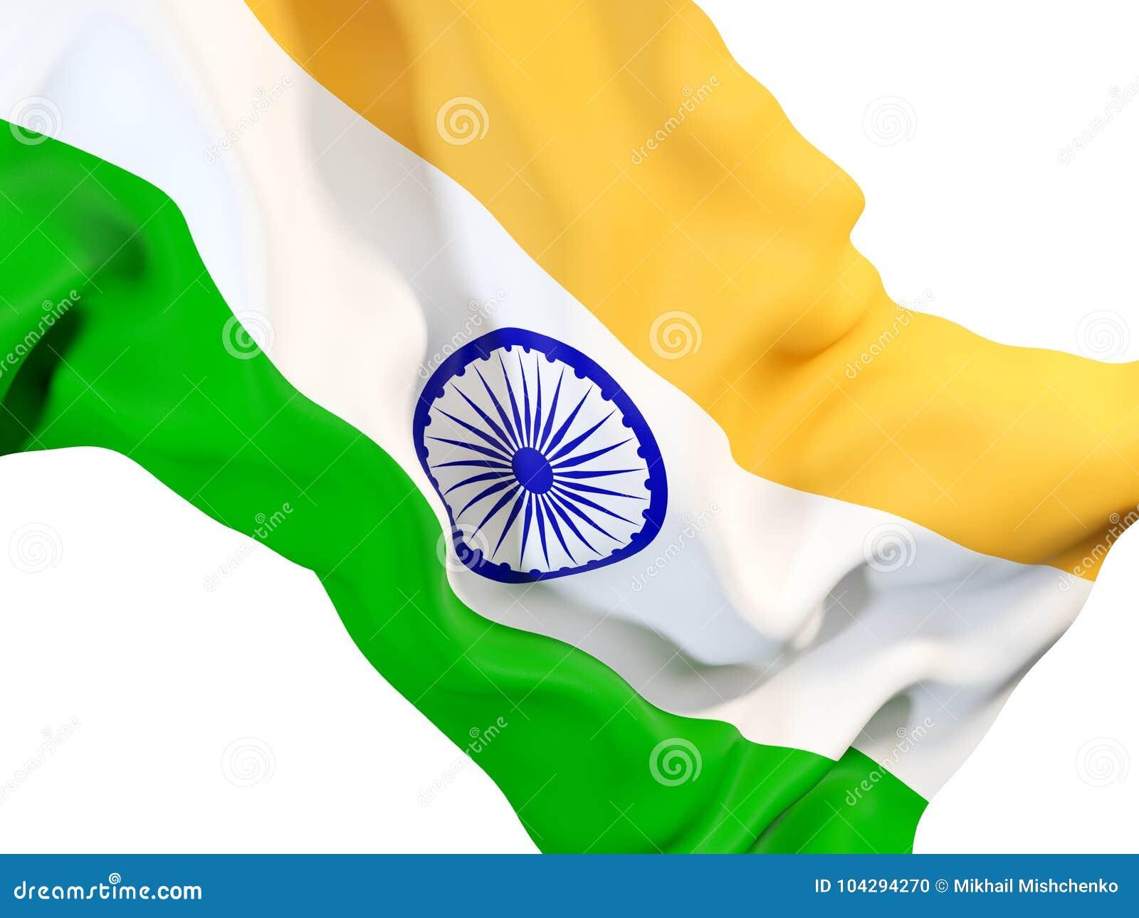 Indicateur de ondulation de l Inde