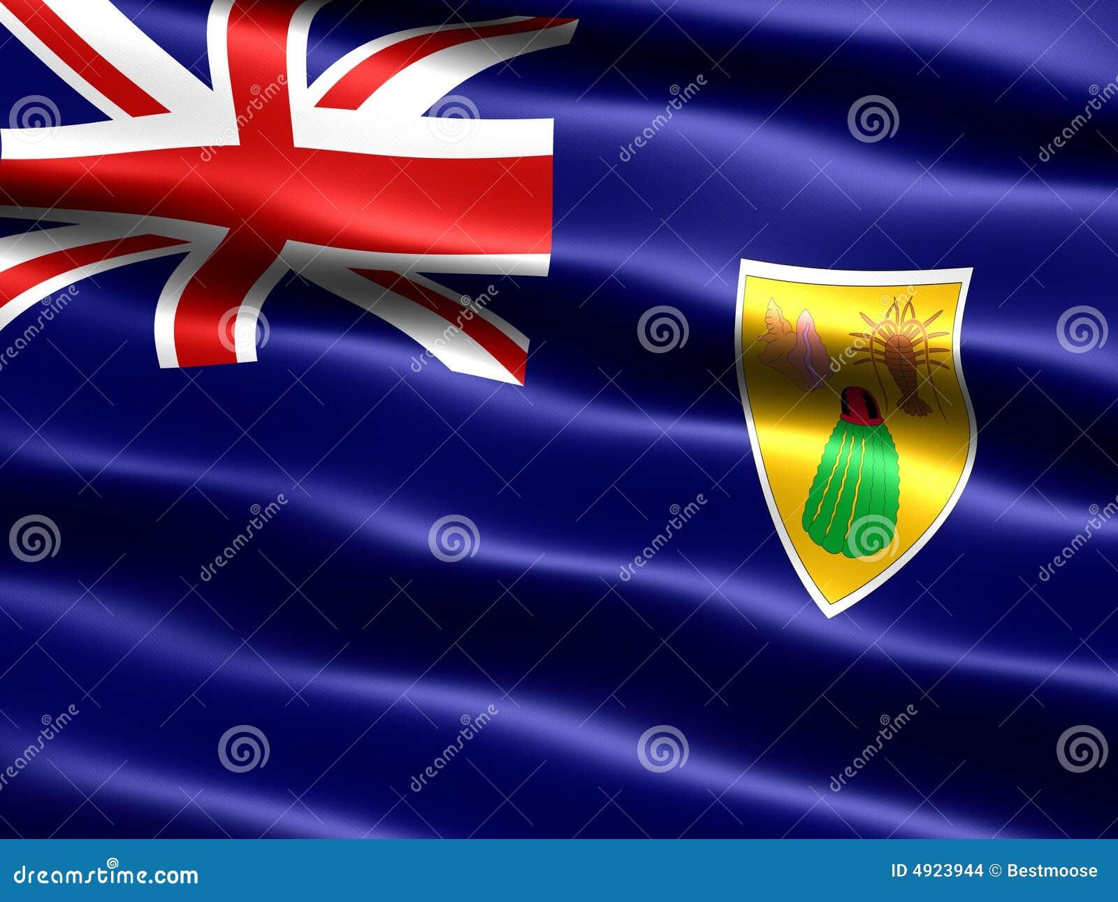 Indicateur des Îles Turques et Caïques