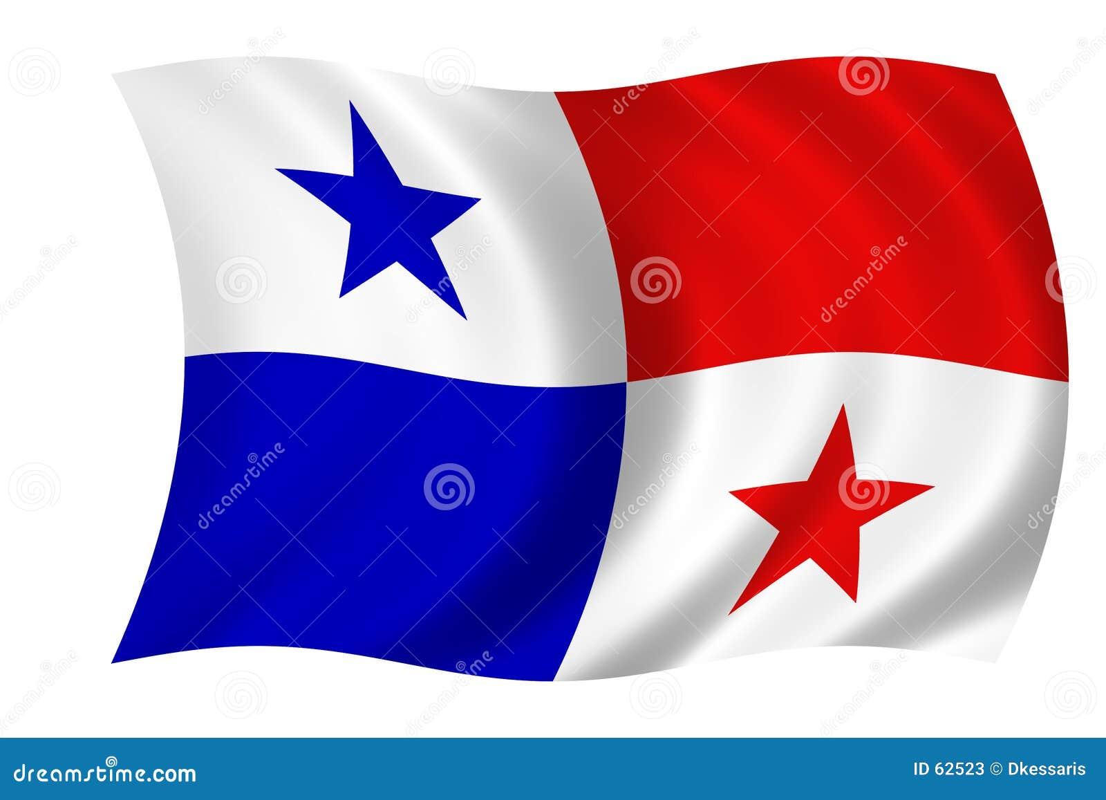 Download Indicateur du Panama illustration stock. Illustration du indicateur - 62523