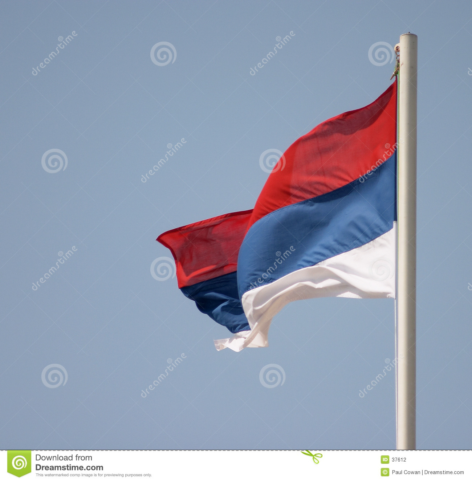 Indicateur serbe