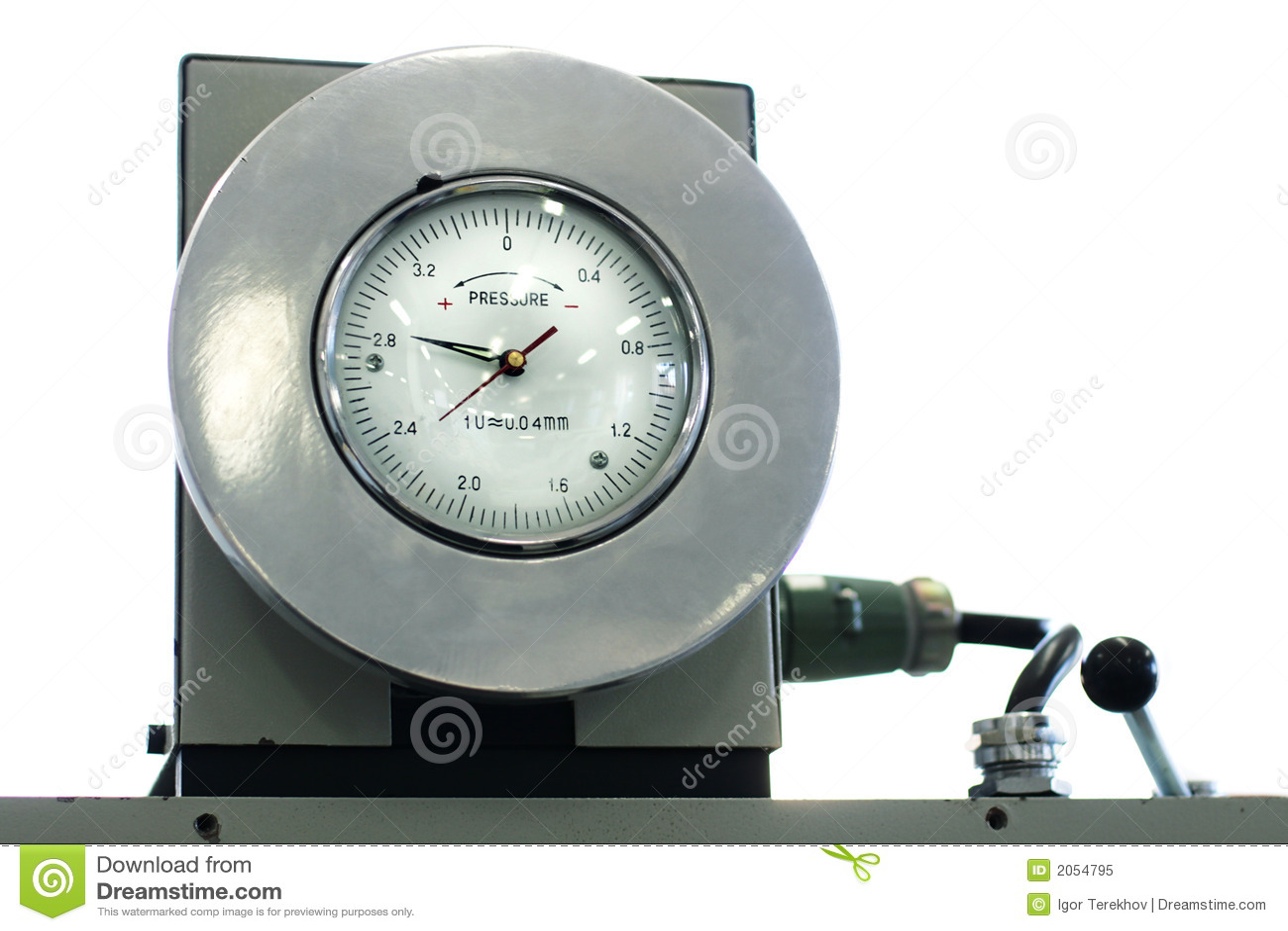 Indicator van druk