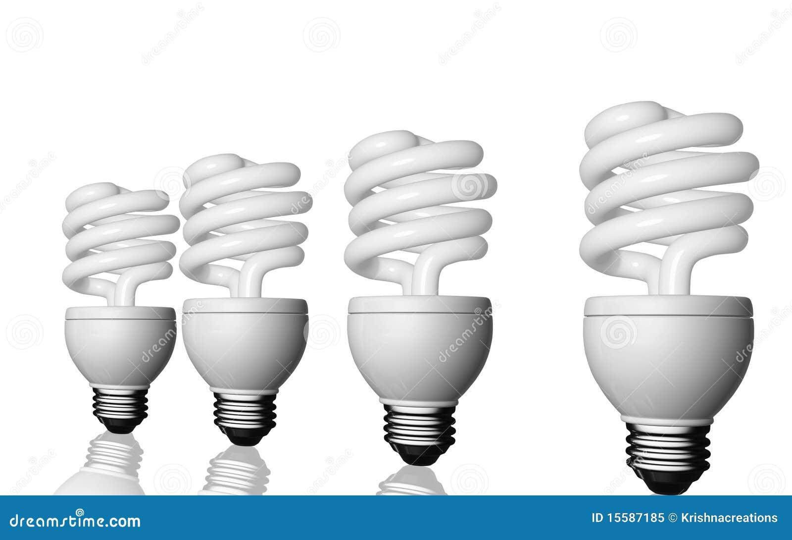 Indicatore luminoso di CFL