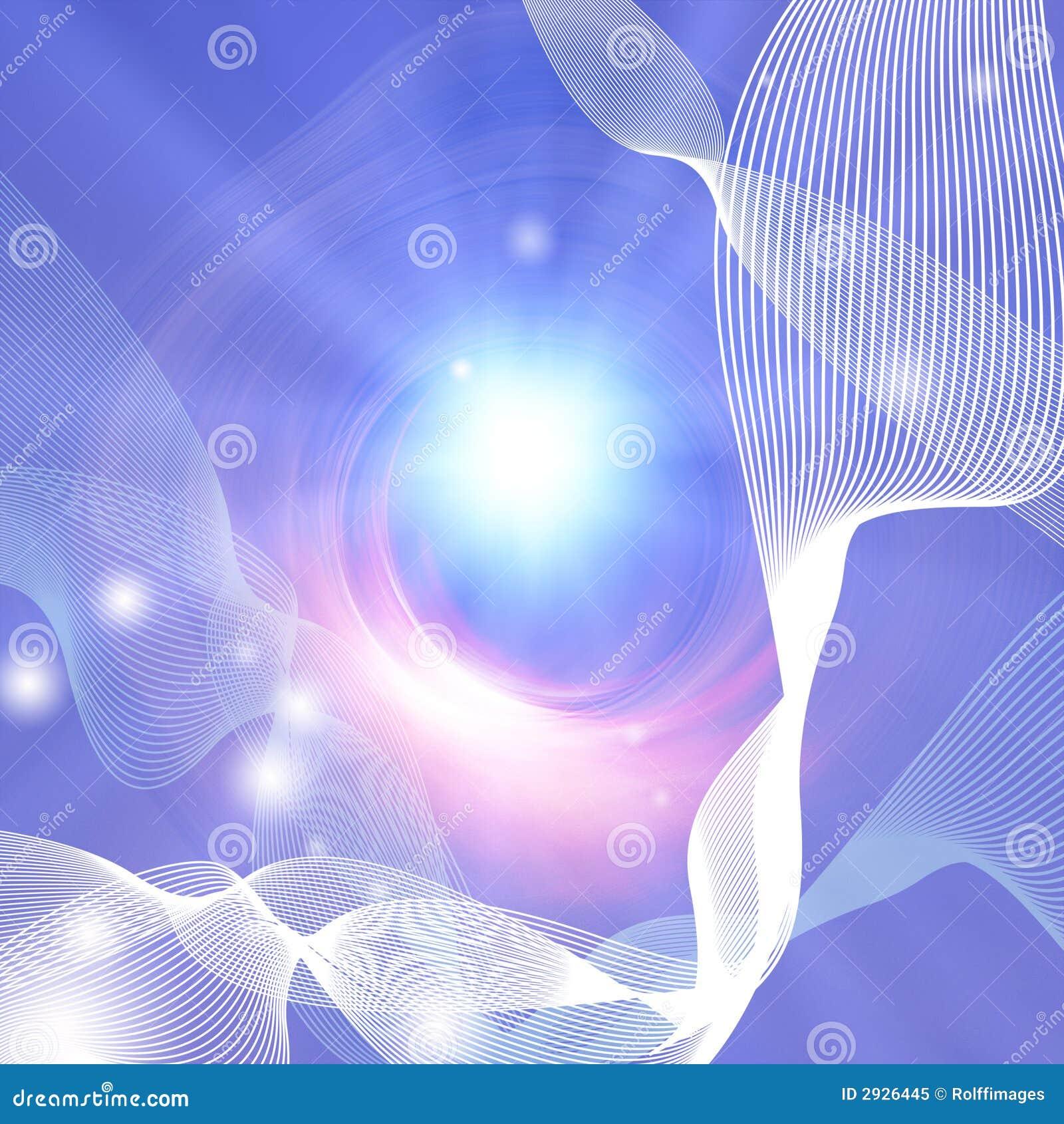 Indicatore luminoso etereo