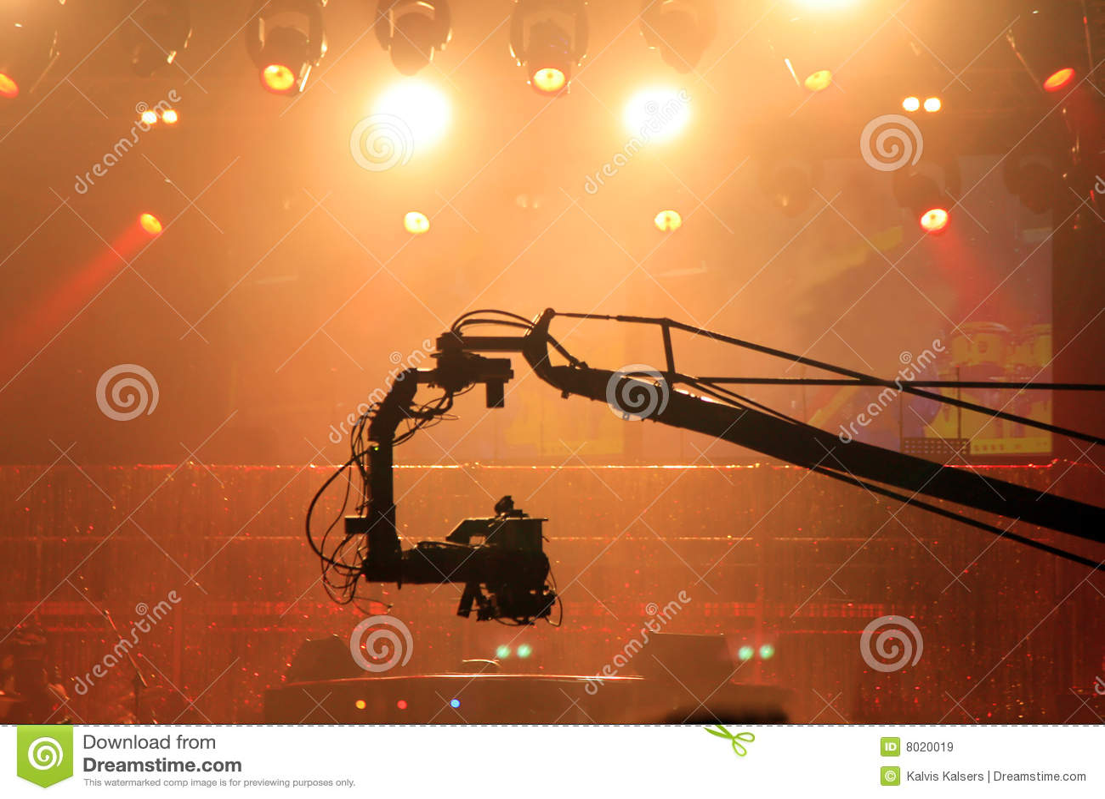 Indicatori luminosi del video della fase