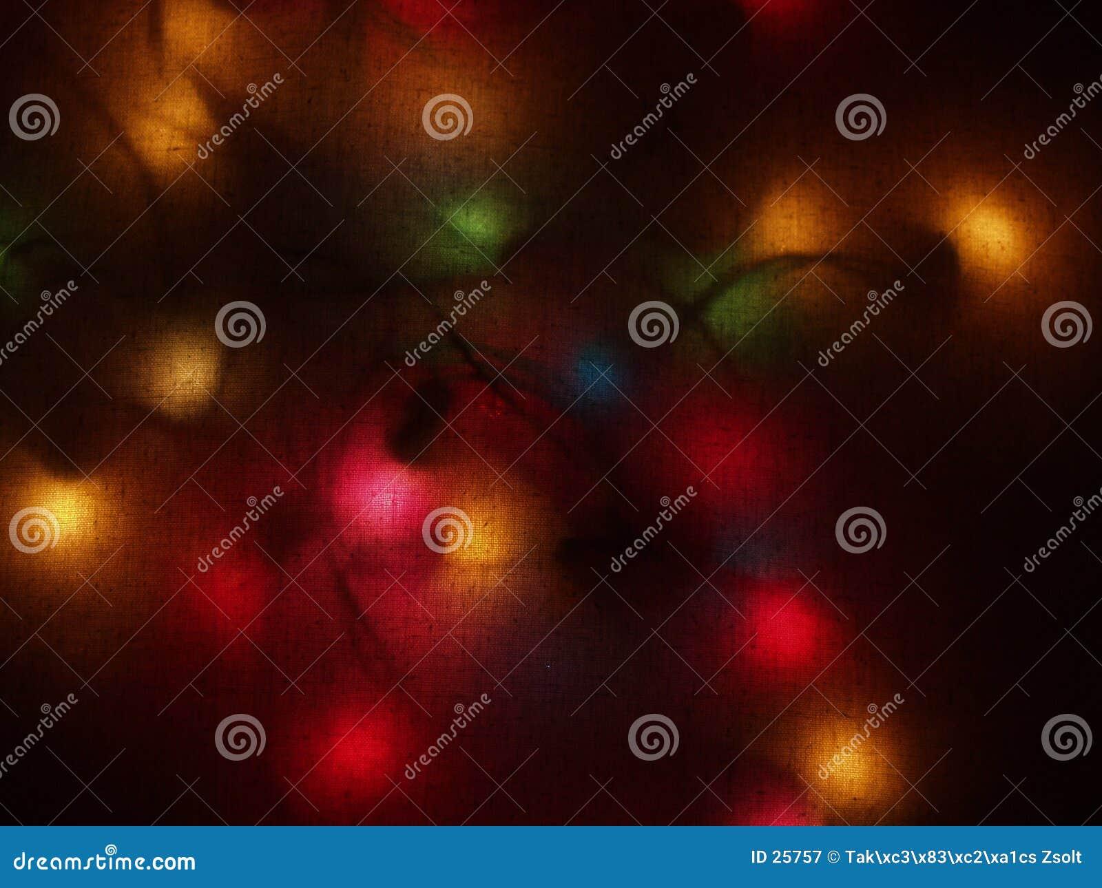 Indicatori luminosi di Christmass