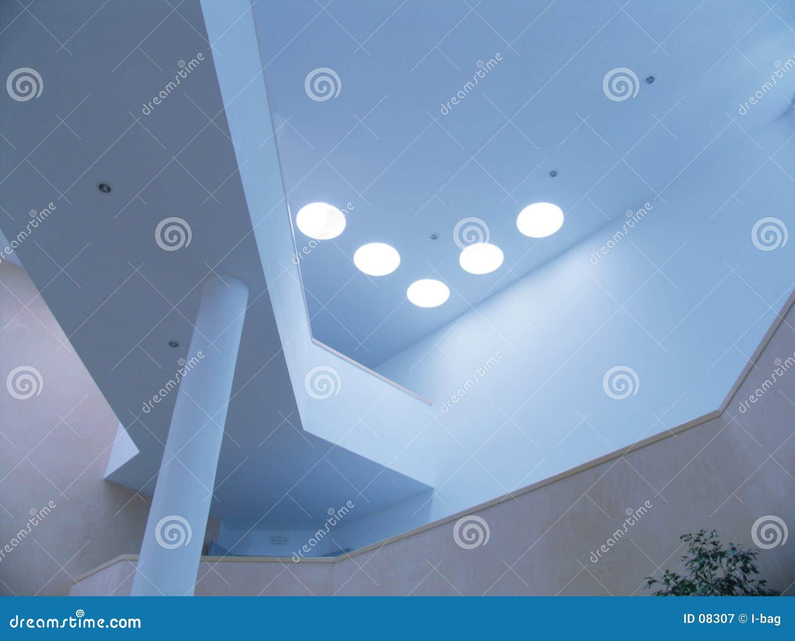 Indicatori luminosi di soffitto
