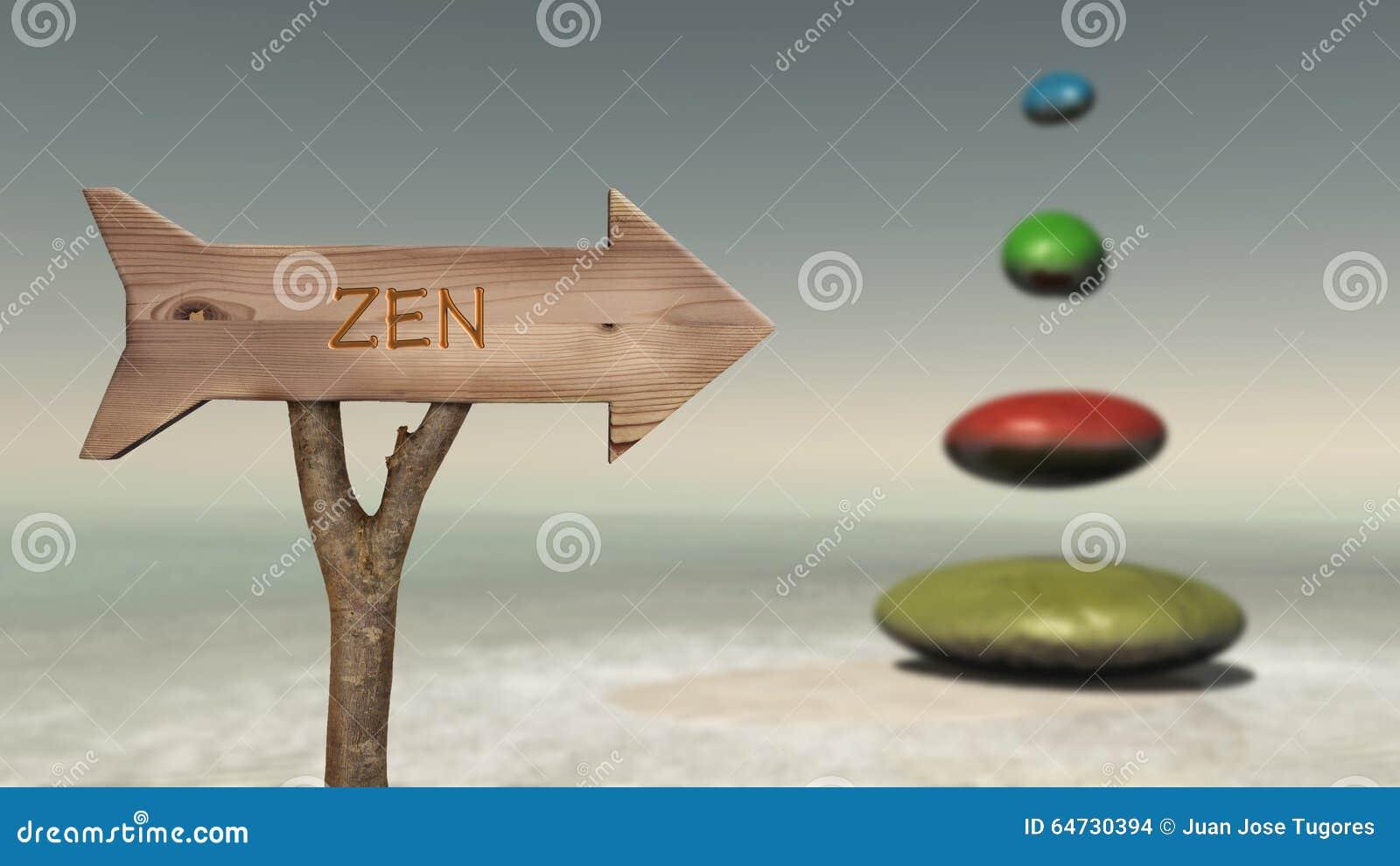 Indicazione di legno del segno