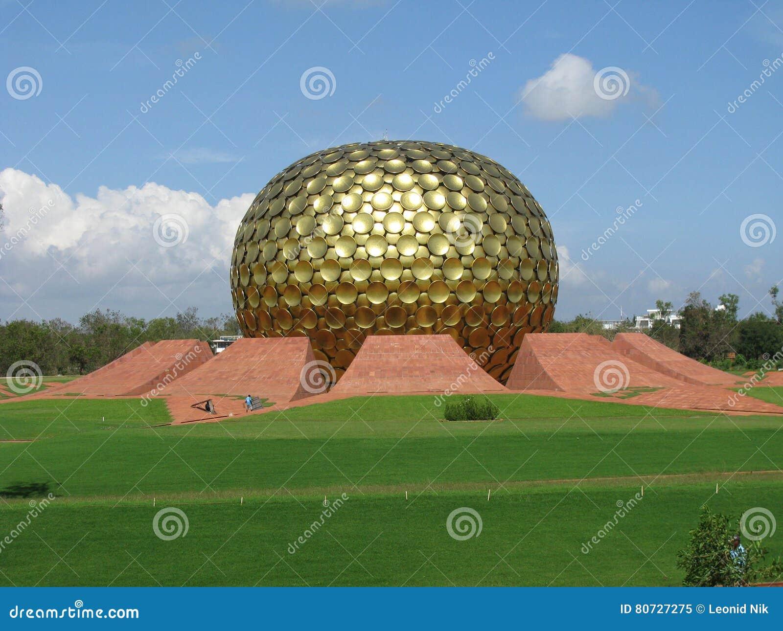Indien Auroville