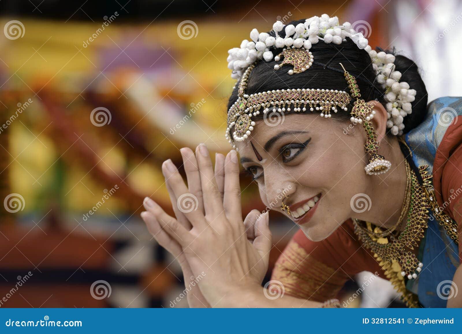 Indien dansare