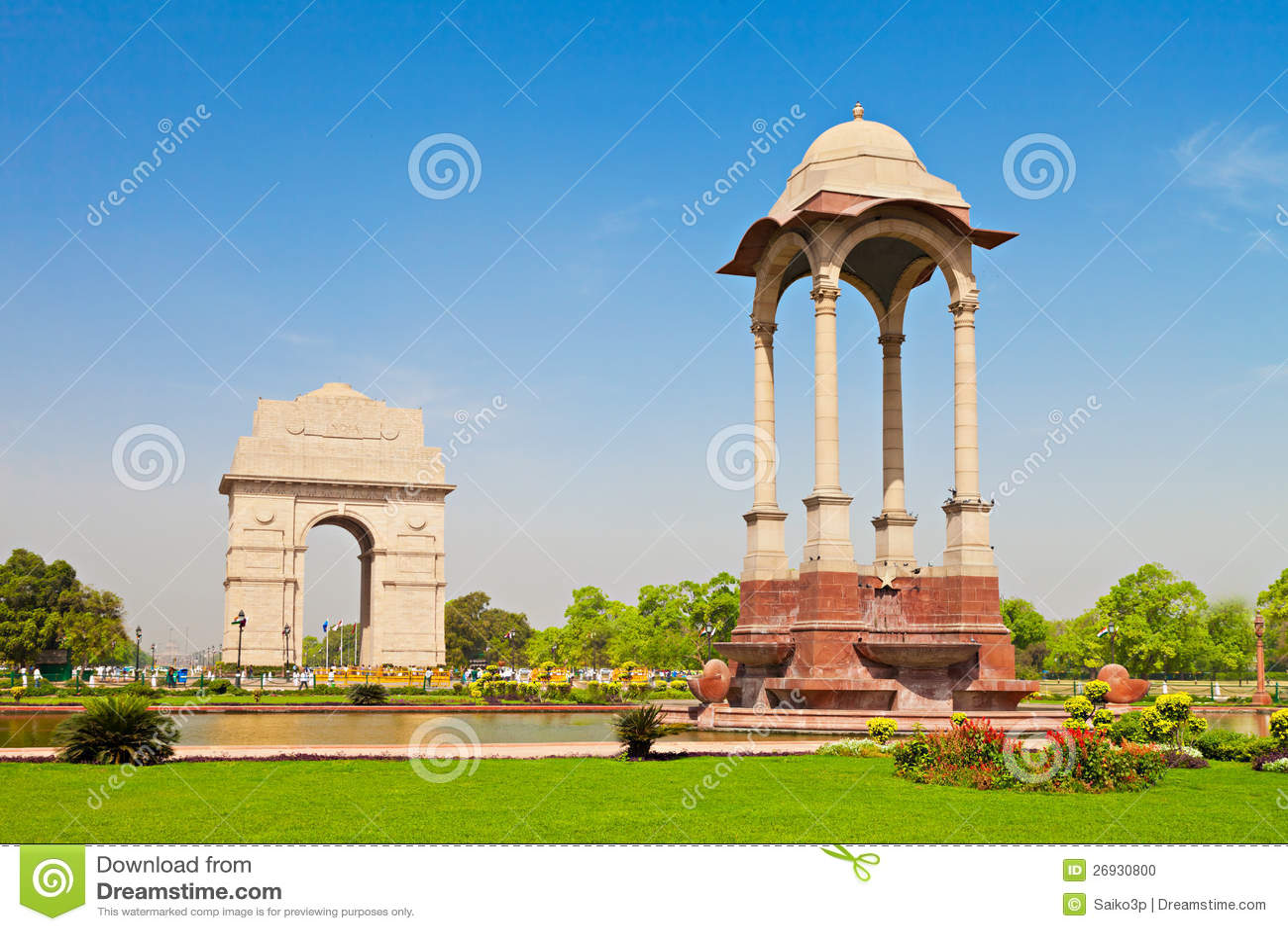 Indien-Gatter