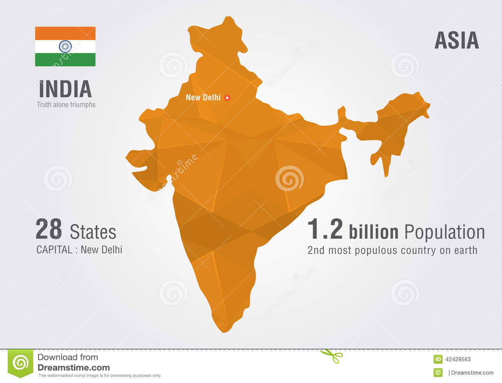 indien weltkarte Indien Weltkarte Mit Einer Pixeldiamantbeschaffenheit Vektor  indien weltkarte
