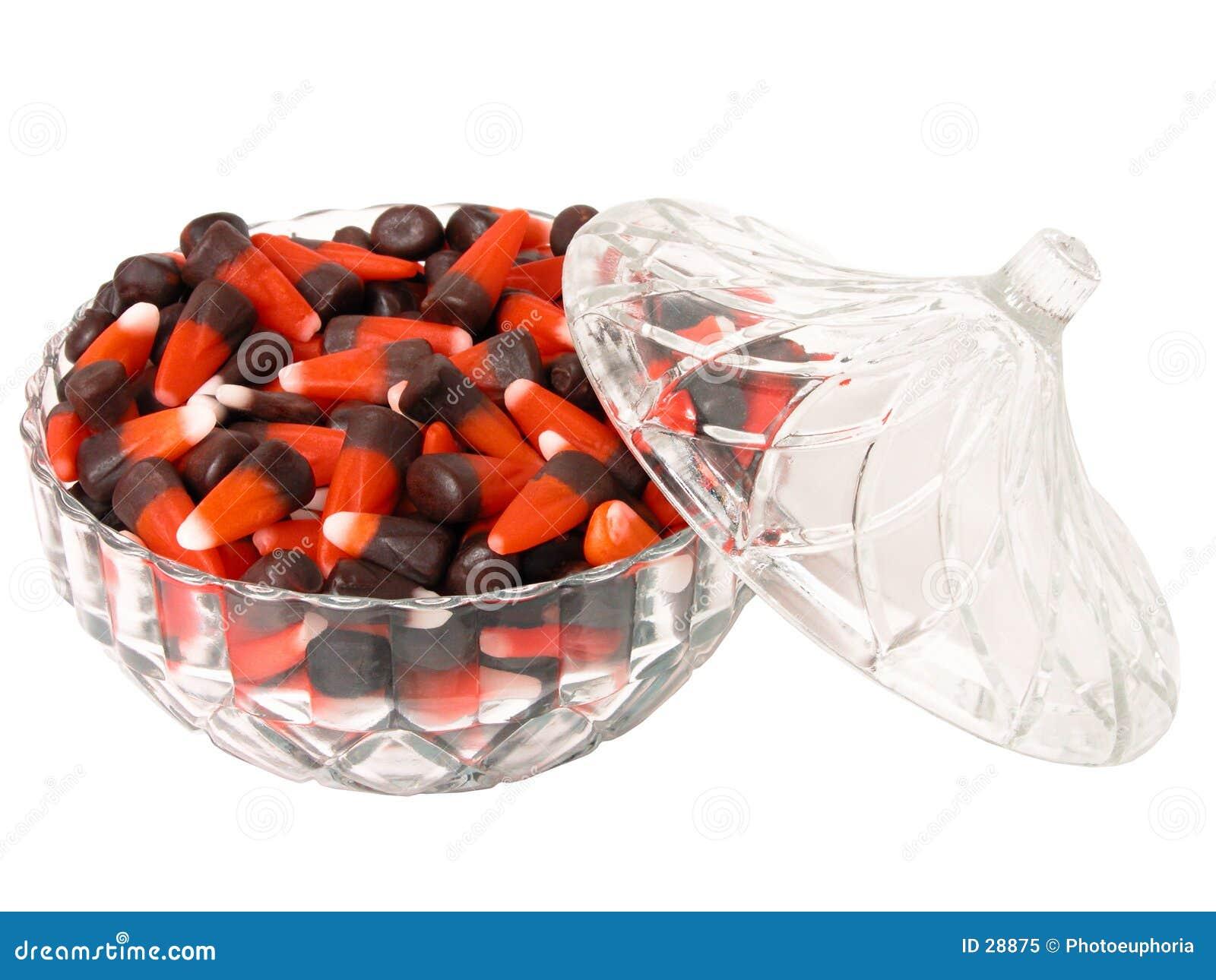 Indier för exponeringsglas för mat för maträtt för godishavre dekorativ