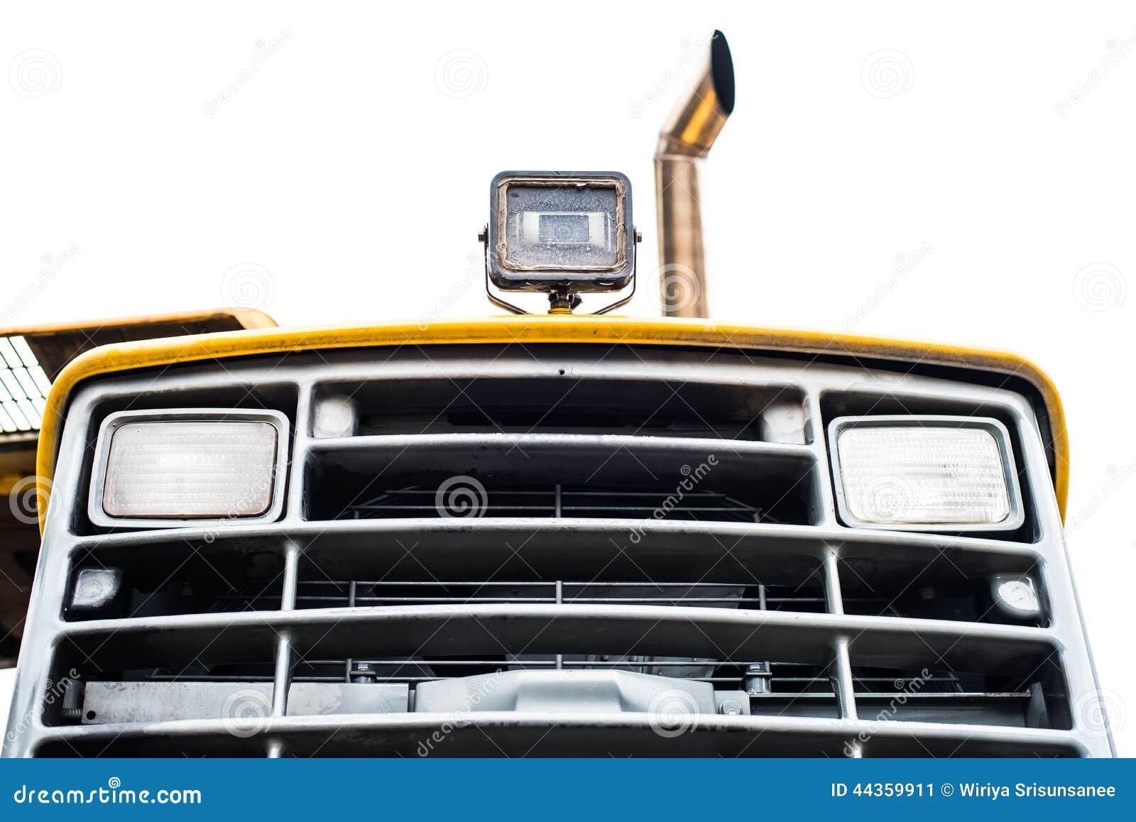 Indietro del fondo del camion