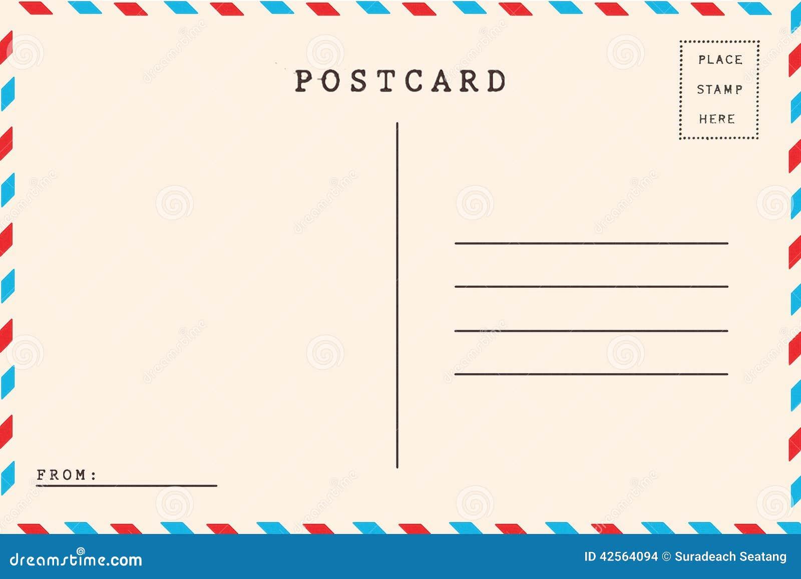 Indietro di posta aerea