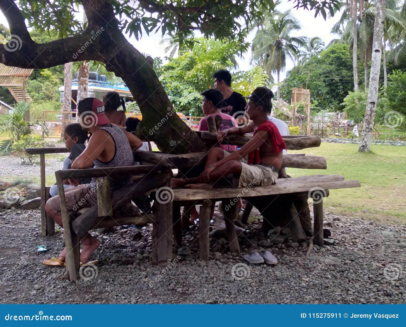 Indigène de Quezon, Philippines