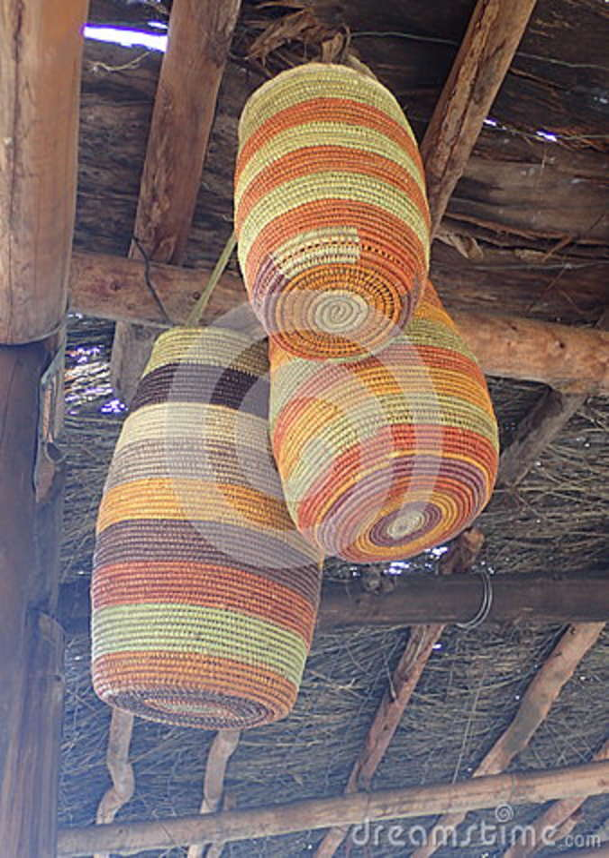 Indigenous Basket Weaving