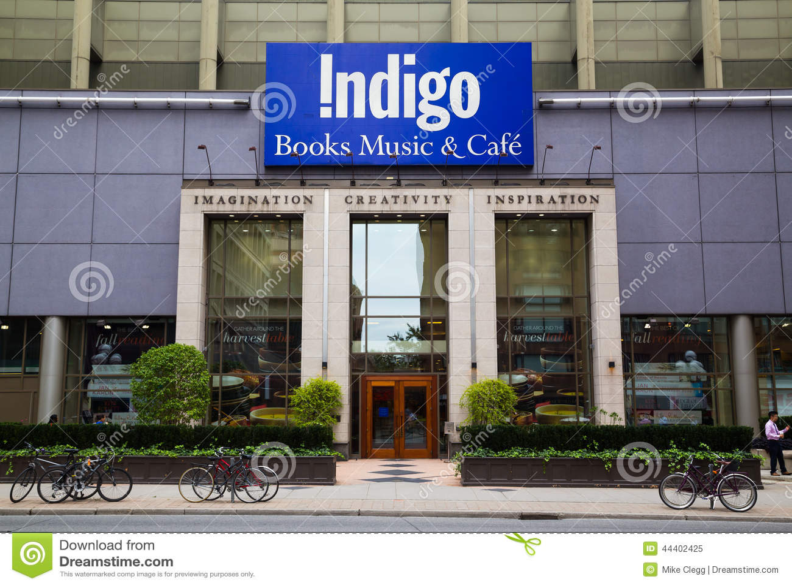 Indigo Book Store