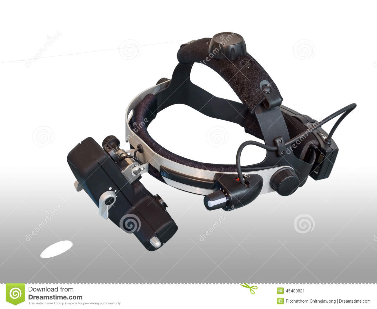 Indirect Ophthalmoscope Is Instrument For Eye Examination