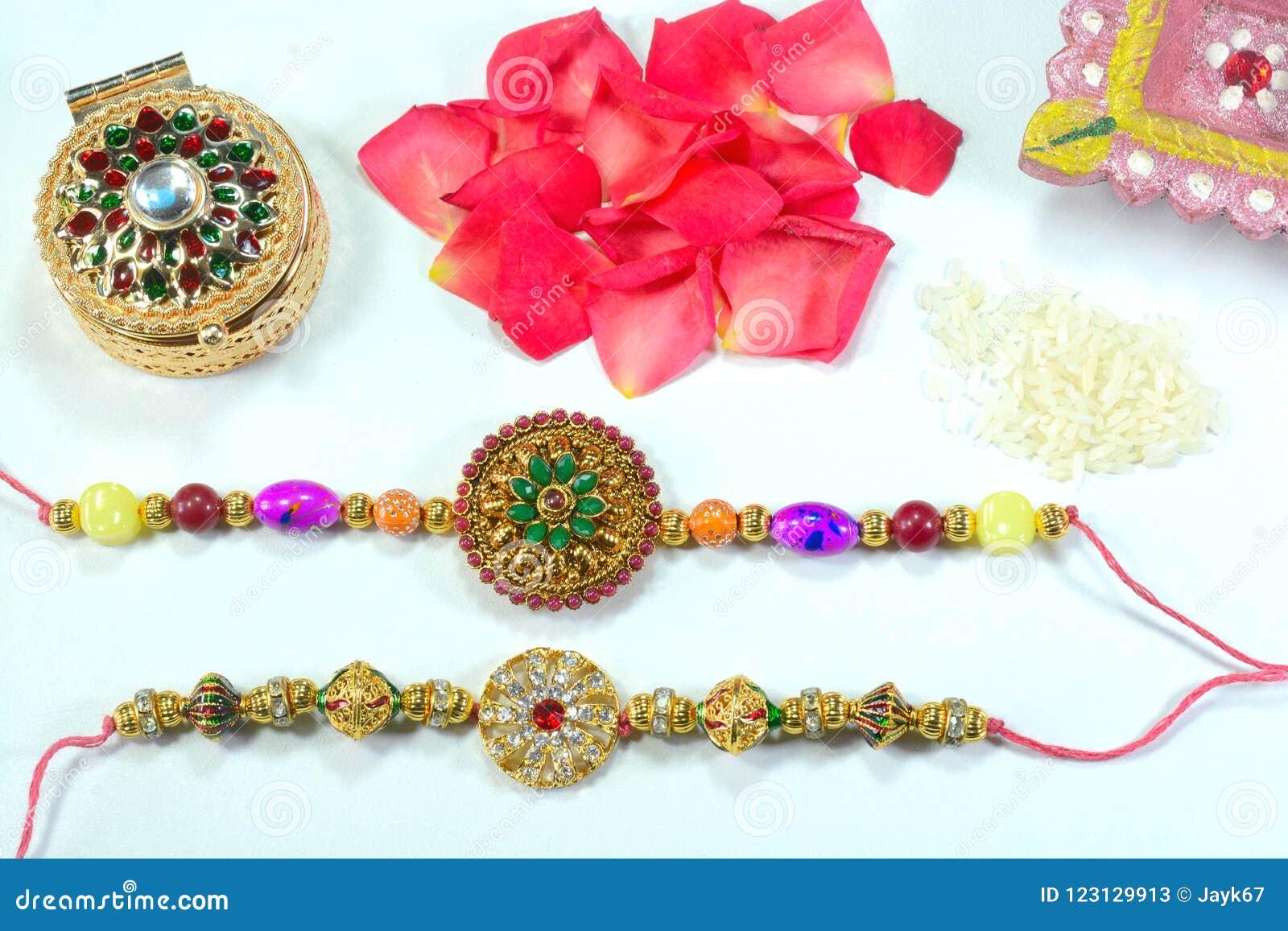 Indisch festival Raksha Bandhan